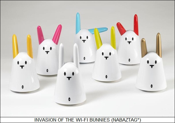 invasion of the wi-fi bunnies