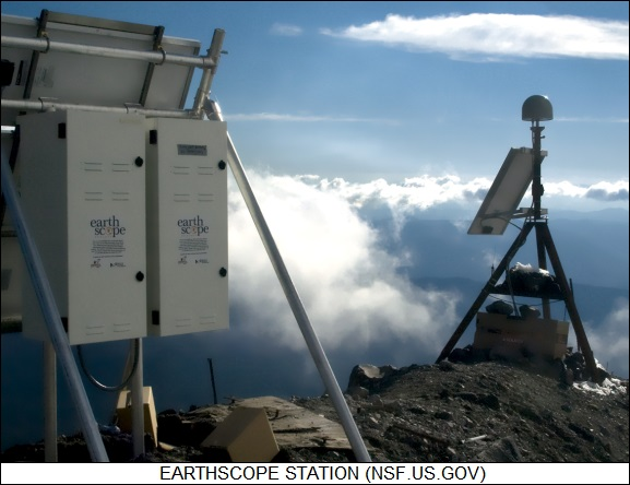 EarthScope station