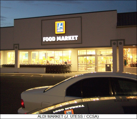 Aldi outlet USA
