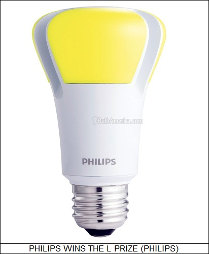 Philips wins the L Prize