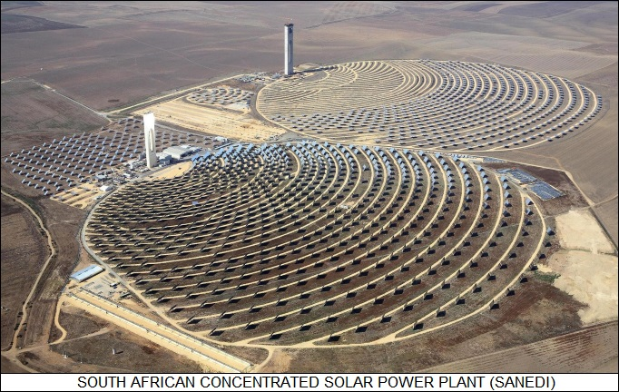 South African CSP plant