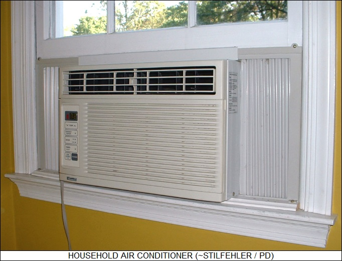 modern household air conditioner