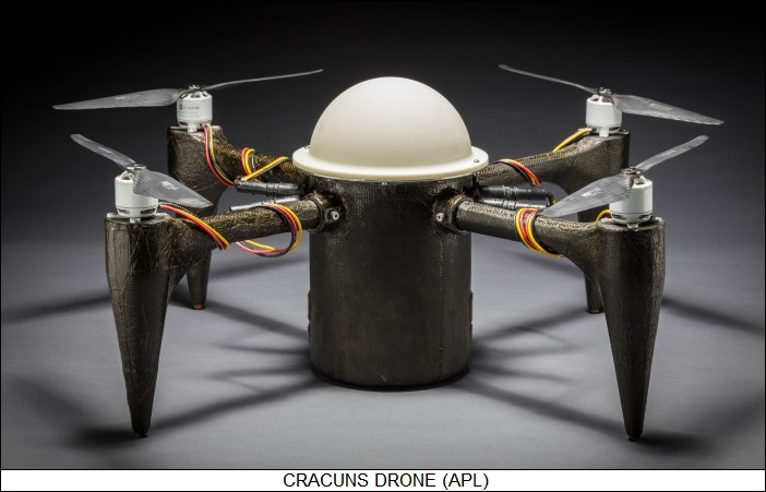 CRACUNS drone