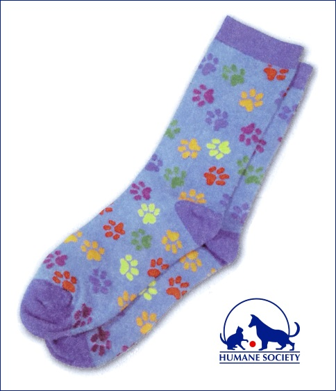 Humane Society socks