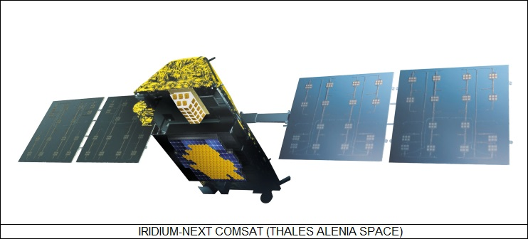 Iridium-NEXT comsat